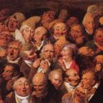 Cinquantetrois têtes d'expression